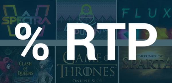 ¿Qué es el RTP en los slots?
