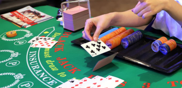 La estrategia básica del blackjack