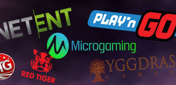 ¿Cuáles son los mejores proveedores de juegos para casino online?